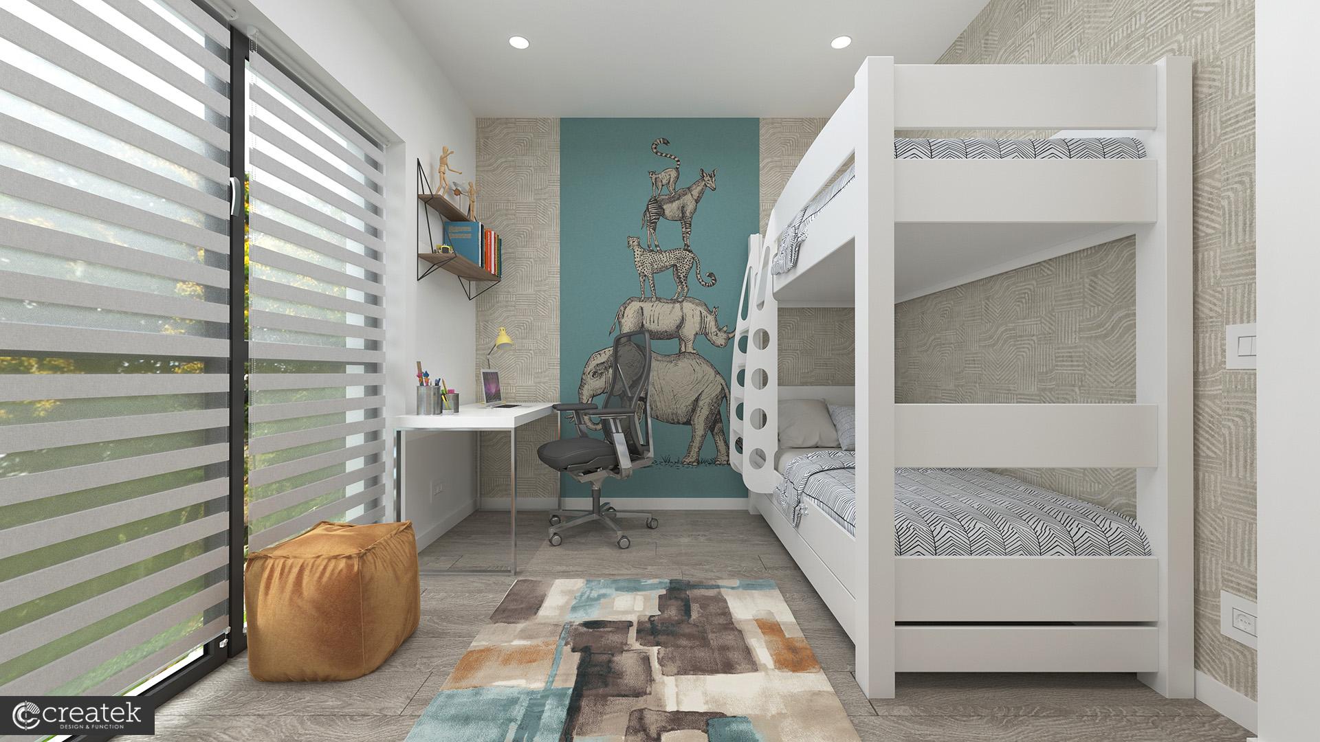 035-Dormitor-Copii-Design-Interior-Casa-Ovidiu-Lac